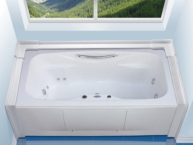 BanheiraBH -> Acabamento De Banheiro Com Banheira